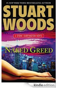 Naked Greed (Stone Barrington) by Stuart Woods